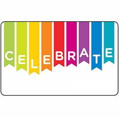 Celebrate Gift Card
