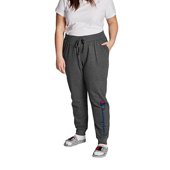 Champion Womens Mid Rise Jogger Pant - Plus