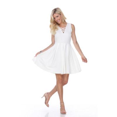 Long white dresses for graduation