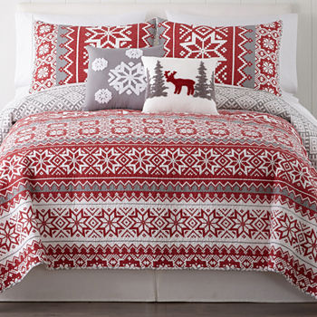 Quilts, Coverlets & Daybed Covers : red quilted bedspreads - Adamdwight.com