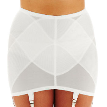 5bc9133fb24 Plus Size White Shapewear   Girdles for Women - JCPenney