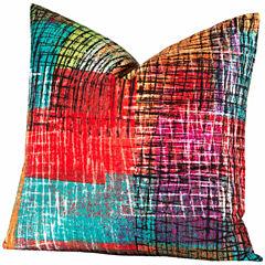 Crayola Etch Throw Pillow