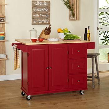 Microwave Carts, Kitchen Trolleys & Breakfast Bars