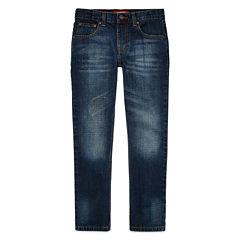 Arizona Stretch Skinny Jeans - Boys 8-20 and Husky