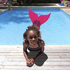 FINIS Pink Mermaid Swim Fin