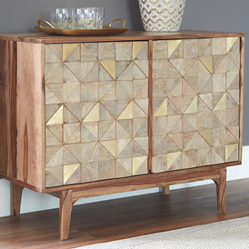 Signature Design by Ashley® Carolmore Accent Cabinet