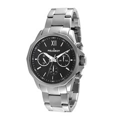 clearance peugeot men's watches for jewelry & watches - jcpenney
