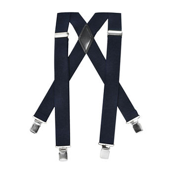 Dockers® Men's X-Back Suspenders with Adjustable Straps