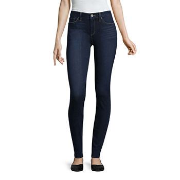 919248a5a Skinny Jeans Jeans for Women - JCPenney