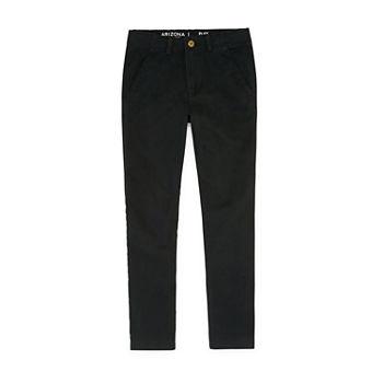 7d9d58c0f7 Arizona Boys Flat Front Pant