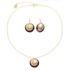 Liz Claiborne Womens 2 Pair Jewelry Set