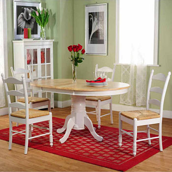 Dining Sets White Under 15 For Labor Day Sale