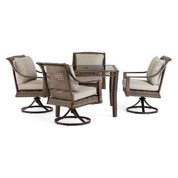 Patio Dining Chairs White Furniture For
