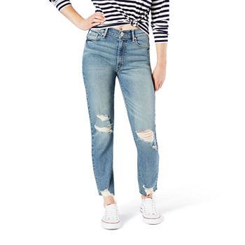 2792e7e264 Denizen High Rise Vintage Womens High Waisted Slim Fit Jean - Juniors