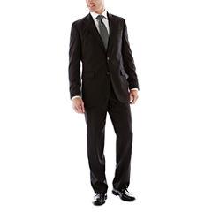 Stafford Travel Wool Blend Suit Separates-Slim Fit