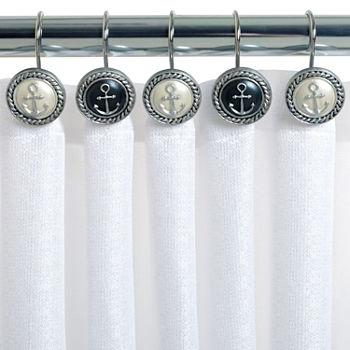 Shower Curtain Hooks Curtains For Bed Bath