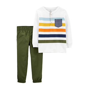 8a0deffbd Pant Sets Baby Boy Clothes 0-24 Months for Baby - JCPenney