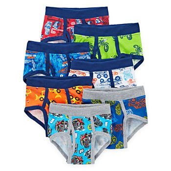 Hanes Toddler Boys 7 Pack Briefs