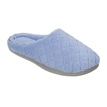 def0c47bc819 Flat Women s Slippers   Socks for Women - JCPenney