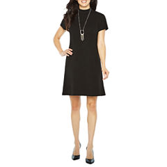 Alyx Short Sleeve Shift Dress
