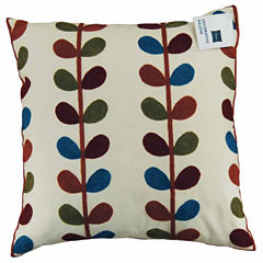 Duck River Textiles Delma Square Throw Pillow