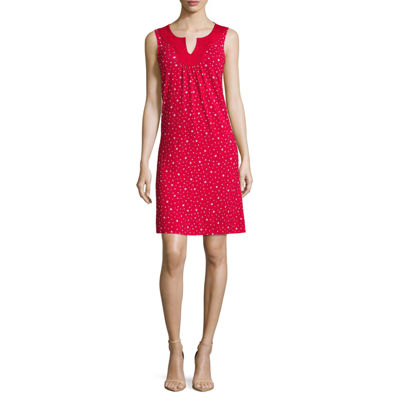 Red lace per una dress pennyse