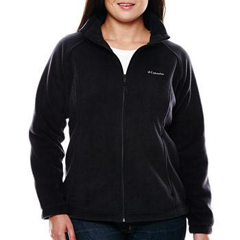 d11332d396 Plus Size Black Coats   Jackets for Women - JCPenney