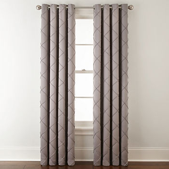 drapes curtains grommets sinclair united lined burgundy line all curtain view grommet
