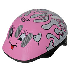 Ventura Curly Rose Children's Helmet
