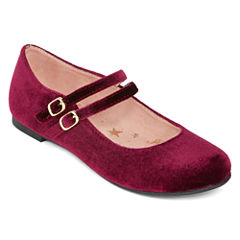 Christie & Jill Emani Girls Ballet Flats - Little Kids/Big Kids