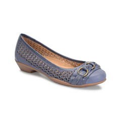 Soft Spots Posie Womens Slip-On Shoes