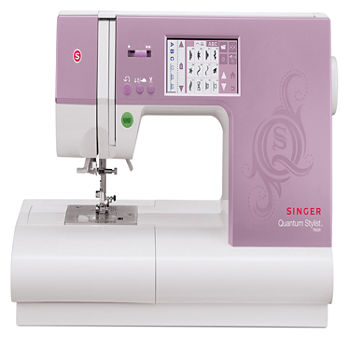 Singer Sewing Co Magnificent Singer Electronic Sewing Machine
