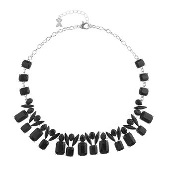 Mixit 16 Inch Cable Collar Necklace