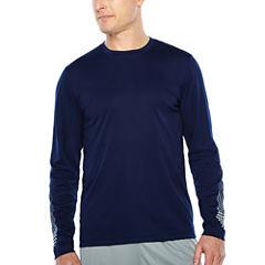 Xersion Long Sleeve Crew Neck T-Shirt