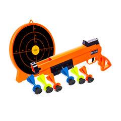Pistol & Target Toy Blaster