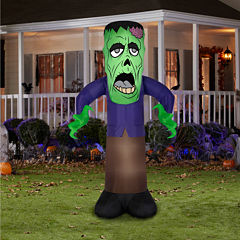 Reaching Zombie Monster Animated Airblown