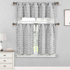 Duck River Dawn 3-pc. Kitchen Curtain Set
