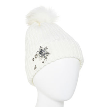 White Winter Hats, Scarves, Gloves for Handbags & Accessories ...