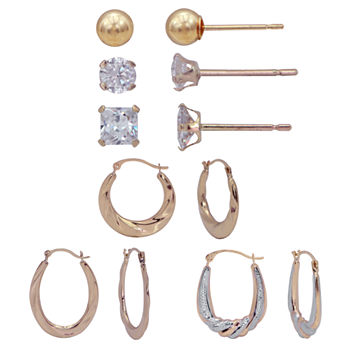 Earring Sets Earrings All Fine Jewelry for Jewelry   Watches - JCPenney b1cee2bfa