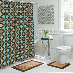 Avatar 15pc  Shower Curtain Set