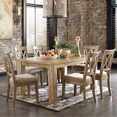 Signature Design By AshleyR Madison 7 Pc Dining Set