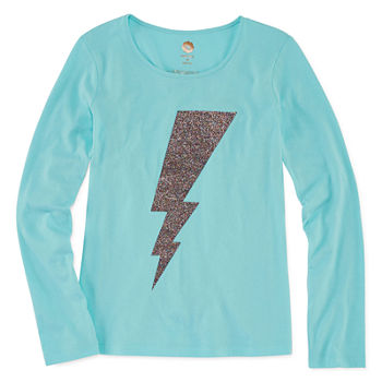 7ebe9b829cef Total Girl Graphic T-shirts Girls 7-16 for Kids - JCPenney