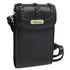 Buxton Cellphone Crossbody Wallet