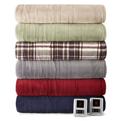 Biddeford™ Plush Heated Blanket