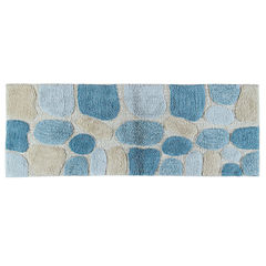 Chesapeake Merchandising Pebbles Bath Runner Rug