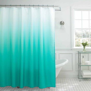 Blue Shower Curtains for Bed & Bath - JCPenney