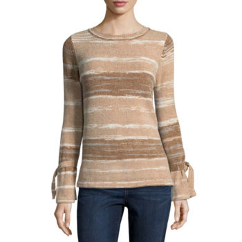 Beige Sweaters & Cardigans for Women - JCPenney