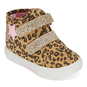 Carter's Teddy Toddler Girls Sneakers