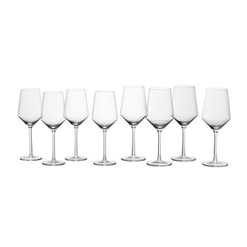 Schott Zwiesel Pure Red And White 8-pc. Wine Glass