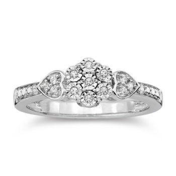 Rings Diamond Ruby Rose Gold & Sapphire Rings